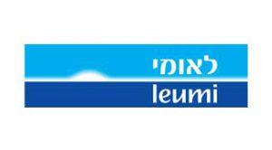 לוגו - בנק לאומי